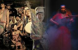 Rainforest family: a virtual story of a Sarawakian festival built for the world