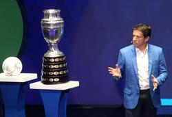 Soccer-Chaotic organisation makes this year's Copa America unique