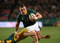 Rugby-Bok Kriel eager to take on Lions, who his great grandfather played for
