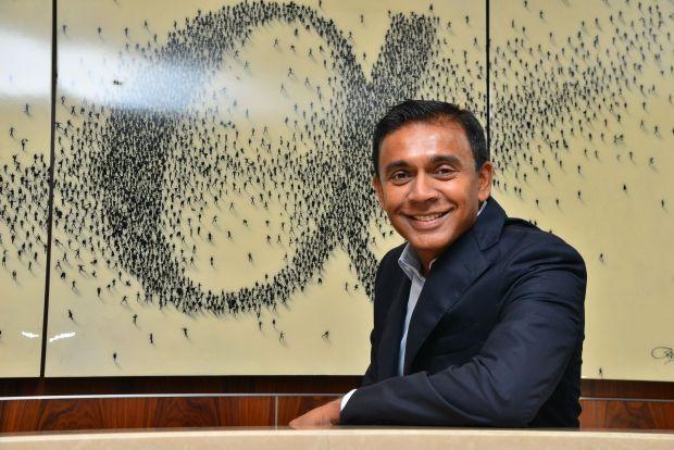 Creador founder and CEO Brahmal Vasudevan