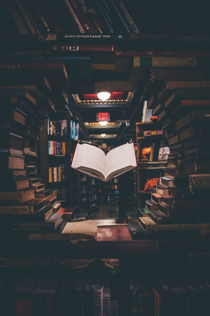 The library was not angry at the late return but rather, please that the book had made a lasting impact on a young reader. Photo: Unsplash/Jaredd Craig