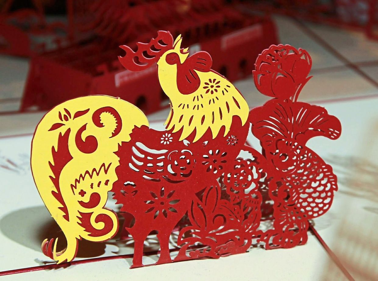 A modern form of 3D paper-cutting. Photo: Filepic