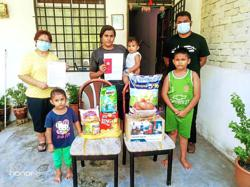 Welfare aid for single mum thanks to Good Samaritans