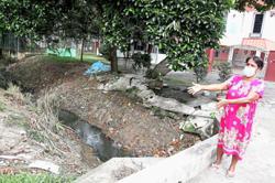 Build concrete culverts to fix erosion, council urged