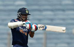 Cricket-Dhawan to lead second-string India on Sri Lanka tour