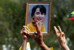 Factbox: Cases against deposed Myanmar leader Aung San Suu Kyi
