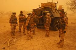 France ends West African Barkhane military operation