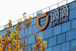 Chinese ride-hailing firm Didi discloses U.S. IPO plans