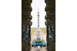 Manned space flight to launch for China space station