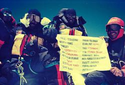 First Malaysian Everest conquerors re-route silver jubilee plans amid pandemic