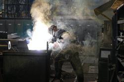 April industrial output surges 50.1%, exceeds survey