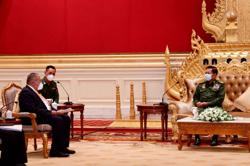 The failed mission to Myanmar: Jakarta Post