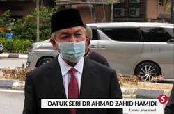 Umno wants Parliament to reconvene, Zahid informs King