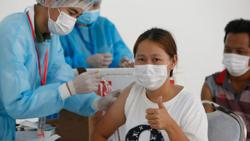 Covid-19 vaccinations in Phnom Penh to be completed in July as Cambodia logs 655 new virus cases, 11 more deaths