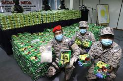 Synthetic drug market in East, South-East Asia expands despite Covid-19, says UN report