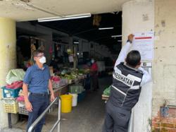 Perak Road market closed after five traders test positive for Covid-19
