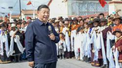Chinese President Xi Jinping tells officials to look to Qinghai as model for governing Tibet and Xinjiang