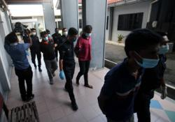 Five men charged with murder in Ipoh