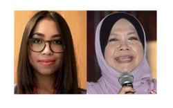 Dr Amalina cyberbullied for criticising Dr Muhaya for saying women should 'act dumb' to find love