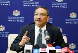 Warisan: Social media post supporting Hishammuddin as PM is fake