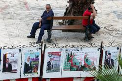 Algerian rulers aim for return to established order with election