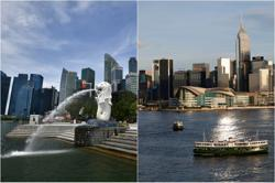 Hong Kong and Singapore to review travel bubble date in July
