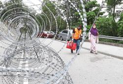 Kg Sungai Penchala folk stay calm despite feeling anxious over EMCO