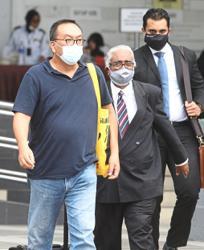 Oil firm senior V-P pleads not guilty to fraud