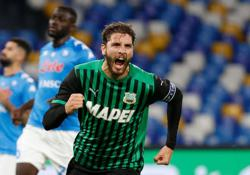 Soccer-Locatelli, Berardi start as Italy open Euro 2020 against Turkey