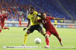 Malaysia are out of World Cup contention with 1-2 defeat to Vietnam