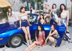 K-pop group Twice has a Taste Of Love in 10th EP