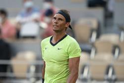 Tennis-Nadal concedes best player won after losing to Djokovic in Paris