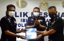 Mancha Ata appointed new Sarawak Deputy Police Commissioner