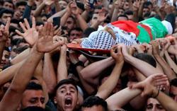 Israeli troops kill Palestinian teenager in West Bank clash