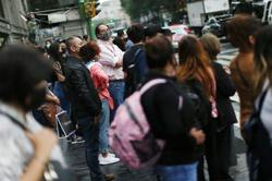 Mexico says COVID-19 has affected a fourth of its population