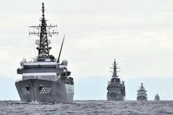 Brunei, Japanese navies strengthen ties