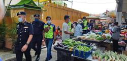 Permission for petty traders to operate based on NSC's instructions, says DBKL