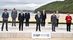 G7 to counter China's clout and the Belt and Road project, with big infrastructure project, says senior official