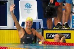Olympics-Swimming Australia to set up all-female panel to address issues after Groves' complaint