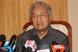 Proposed national operations council will not replace the government, says Dr M