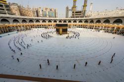 Saudi Arabia bars foreign travellers from Haj over Covid-19, says SPA