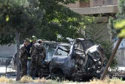 Blasts on buses in western Kabul kill at least 7 - police