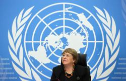 UN rights commissioner urges intensified diplomacy on Myanmar
