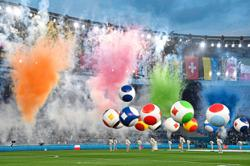 Euro 2020 starts with fireworks and balloons after year-long delay