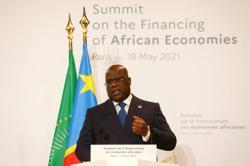 Congo president says Kinshasa hospitals 'overwhelmed' by coronavirus