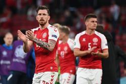 Analysis-Soccer-Denmark can hold heads high despite Finland defeat