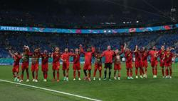Analysis: Top-ranked Belgium show their potential with classy display