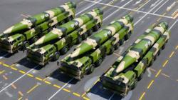 China's rocket force tests 'carrier killer' DF-26 ballistic missiles