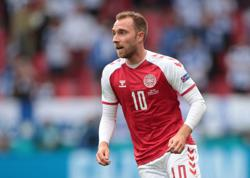 Soccer-Inter director says Eriksen did not have COVID and was not vaccinated