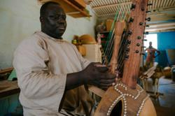 Divine strings: Senegalese monks keep kora-making tradition alive